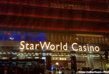 The Temptation of Macau Star World Hotel