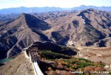 Winter Hiking on Simatai Great Wall