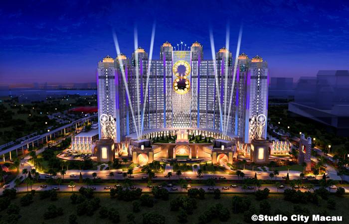 Macau Studio City Entertainment
