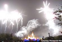 Chinese New Year at Hong Kong Disneyland