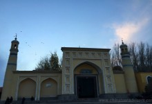Top Mosques in China