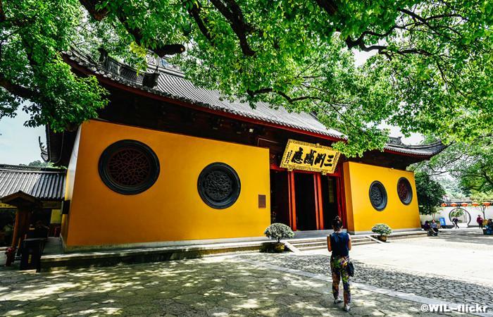 Buddhist Culture in Hangzhou