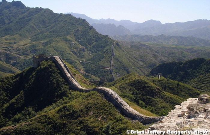 Searching for the Lost Great Wall