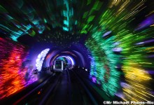 Take a Trip on Shanghai Sightseeing Tunnel