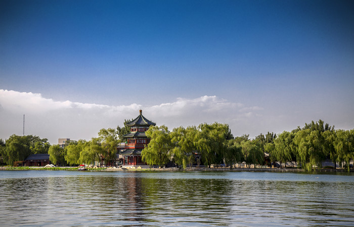 Search for the Root of the Imperial City in Beijing