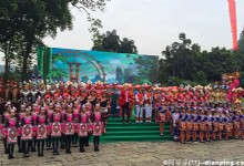 San Yue San Zhuang Minority Festival