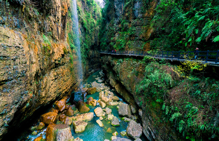Rated by CNN as China's Most Beautiful Fairyland! With Scenery that Rivals Semporna