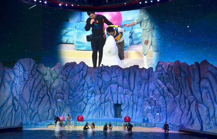 Get Immersed in Chimelong Ocean Kingdom