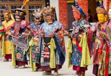 Tibet Shoton Festival - A Living and Dancing Museum of Tibetan Culture