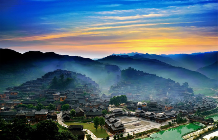 Guizhou: an Arcadia on the Edge of Time