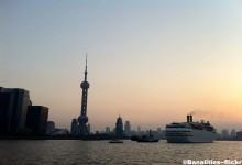 Gorgeous Spectacle of Huangpu River