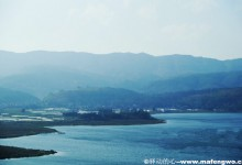 Picturesque Yangzong Lake in Kunming