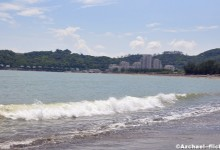 Visit the Beautiful Macau Black Sand Beach
