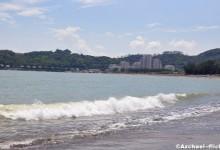 Visit the Beautiful Macau Black Sand Beach