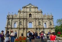 Wonderful Trip to Ruins of St.Paul