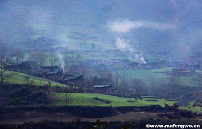 Wuli Village of Yunnan