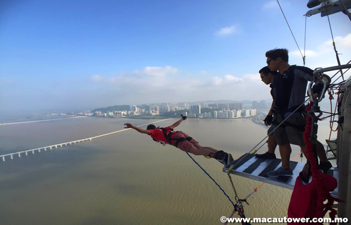 Macau Tower – The Ultimate Heaven Full of Adventures!