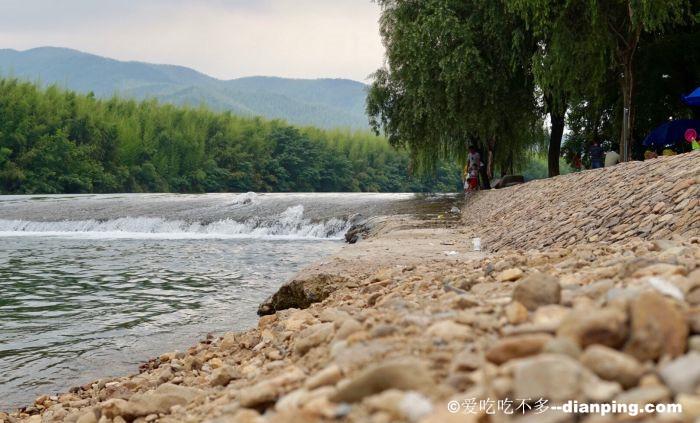 Shuangxi Zhuhai Bamboo Rafting
