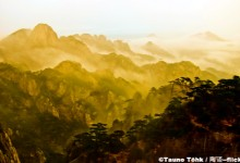 The Magical Sea of Clouds in Huangshan