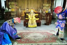 Dream back to Yuanming Palace in Zhuhai