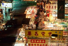 Unmissable Markets of Hong Kong
