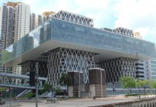 An Architecture Tour around Hong Kong