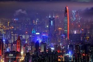 Navigating Shenzhen