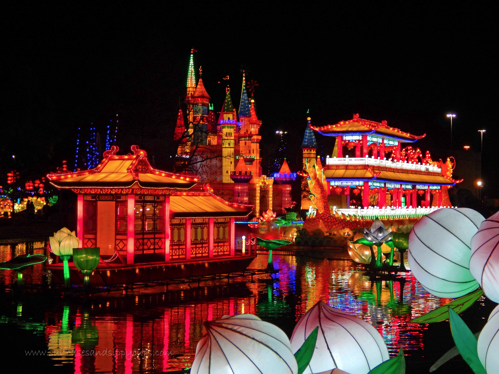 Shenzhen, City of Theme Parks