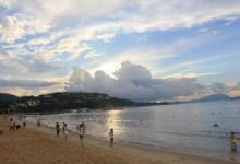 Beaching-It in Hong Kong & Shenzhen