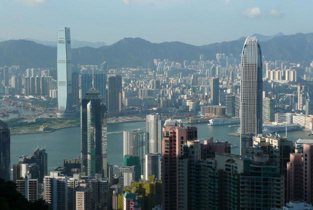 High Times in Shenzhen - Shenzhen's Tallest Skyscrapers