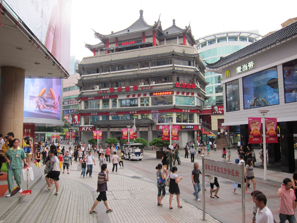 Getting Around the SEZ - Intro to Shenzhen's Districts