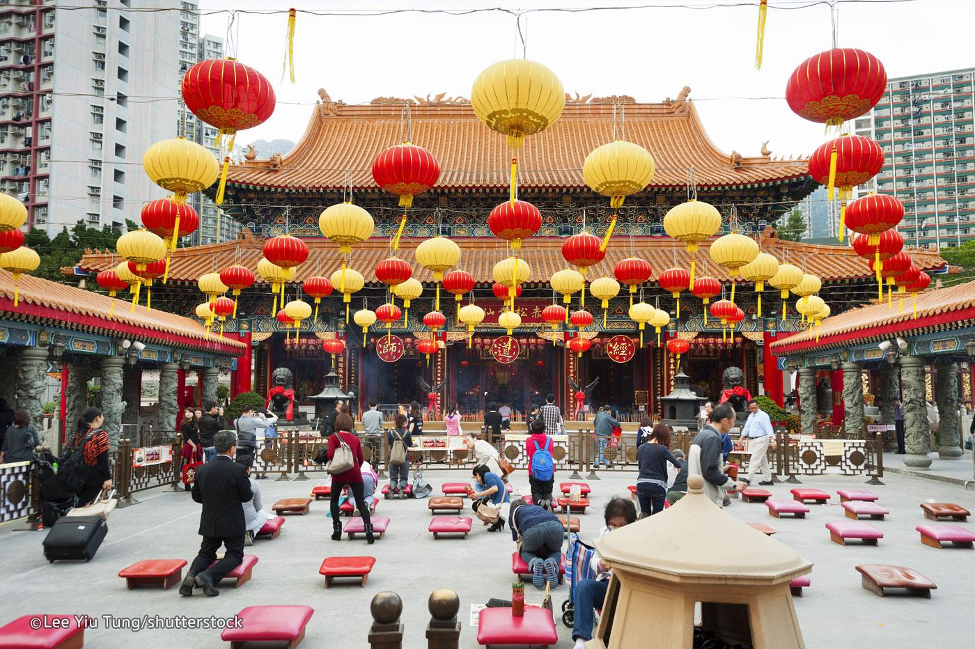Hong Kong's Holy Places