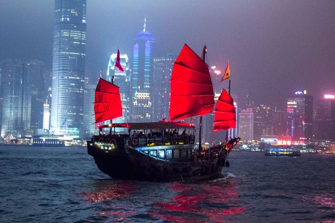 Best Boat Rides in Hong Kong