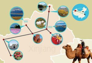 How to Travel Around Xinjiang