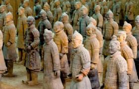 Beijing Xian 6 Days Train Tour