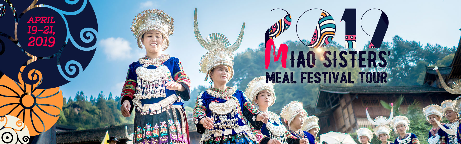2019 Miao Sisters' Meal Festival Tour