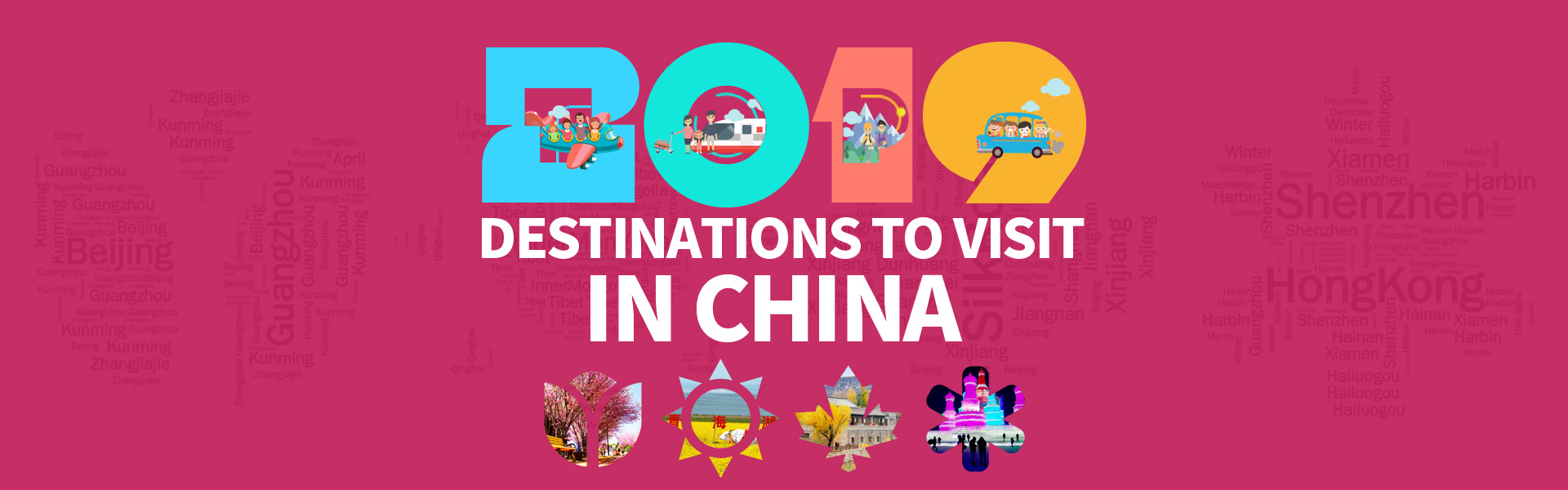 2019 Top Destinations to Visit in China