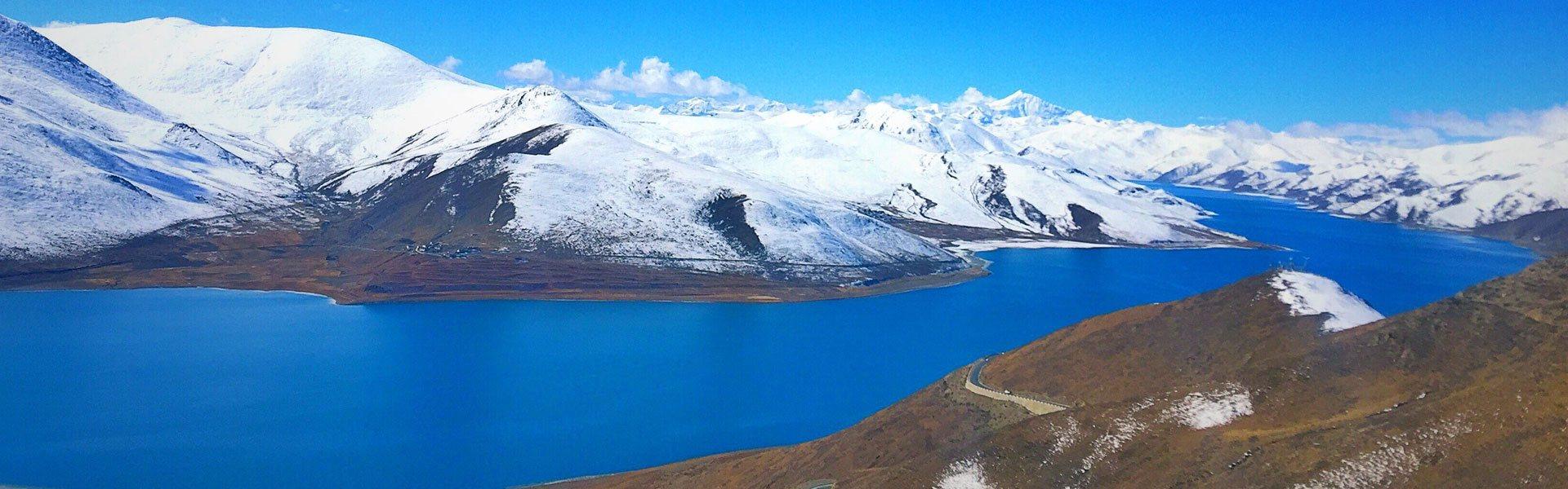 Capture the Winter Essence of Tibet