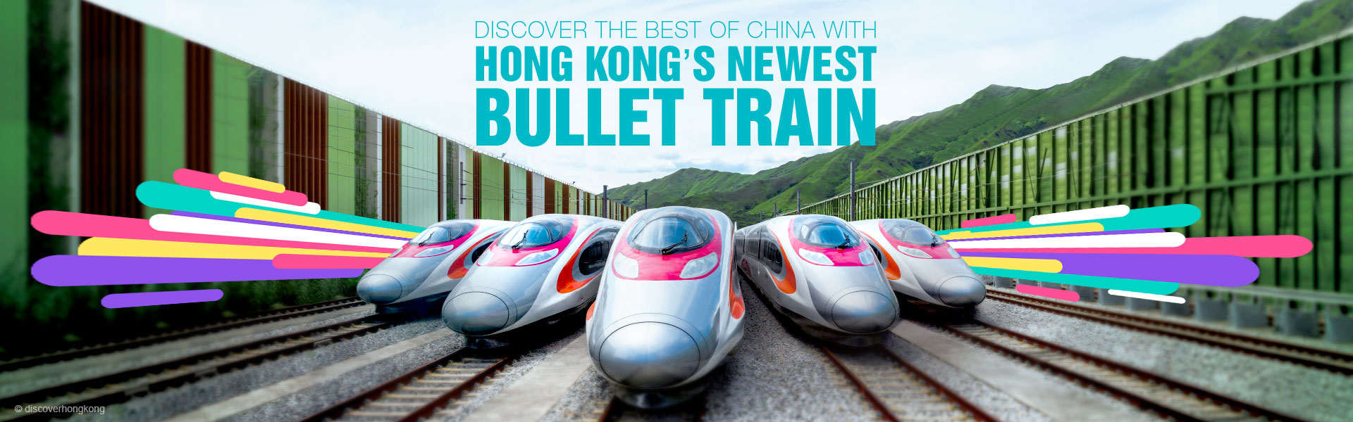 Discover the Best of China with Hong Kong's Newest Bullet Train-cta