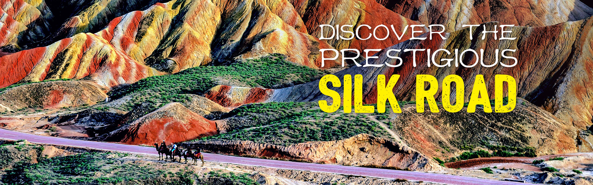 Discover the Prestigious Silk Road