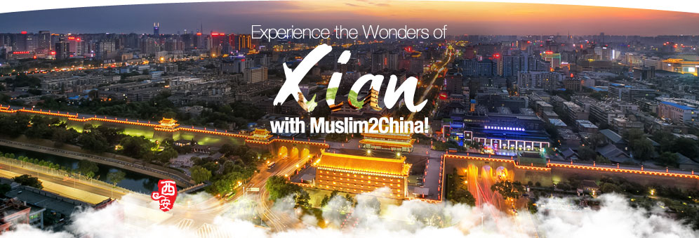 Experience the Wonders of Xian with Muslim2China