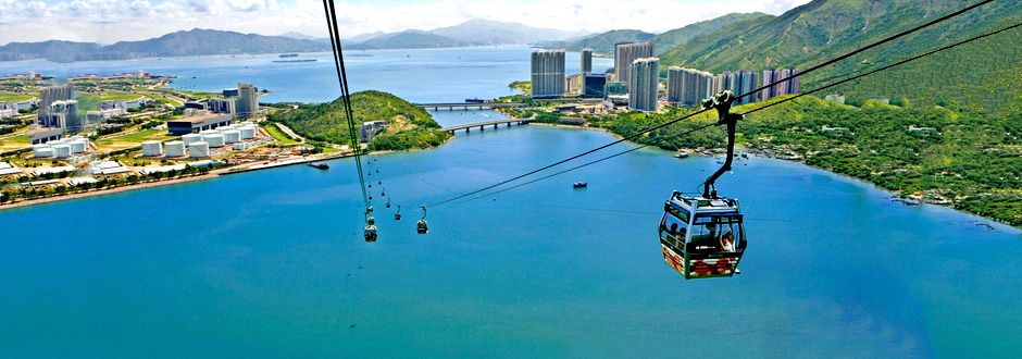 Ngong Ping Cable Car Tour