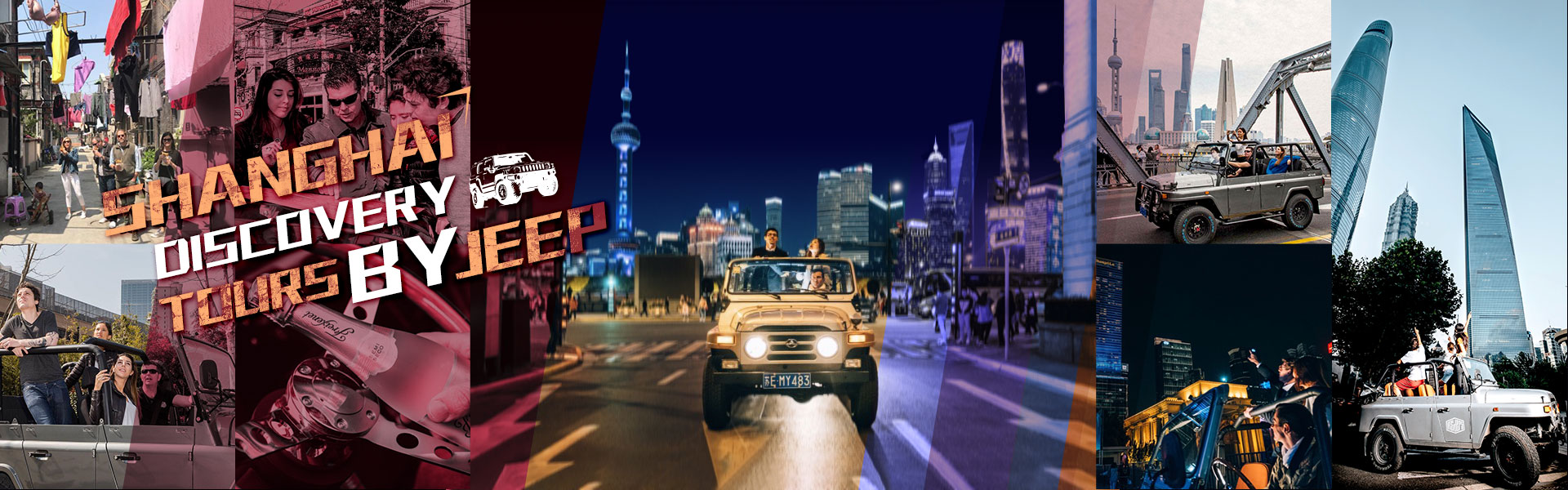 Shanghai Discovery Tours by Jeep