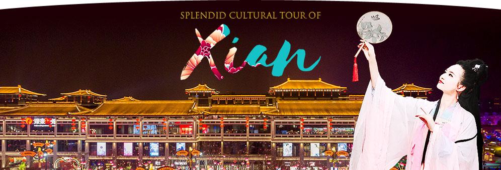 Splendid Cultural Tour of Xian