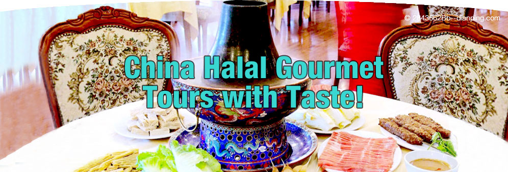 China Halal Gourmet Tours with Taste