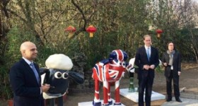 Prince William's Royal China Tour
