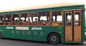 New Route for Beijing Vintage Buses