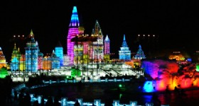 2018 Harbin Ice and Snow Festival