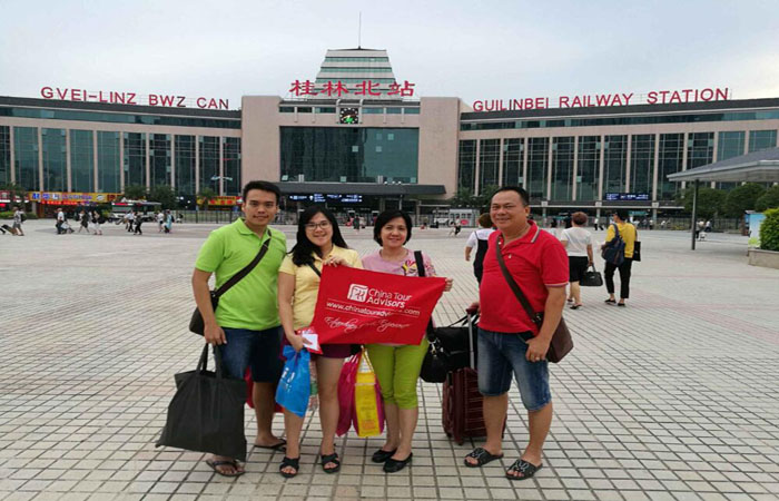 2 Days Guangzhou Guilin Private Tour
