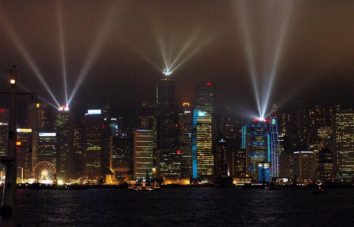 4 Days 3 Nights in Hong Kong